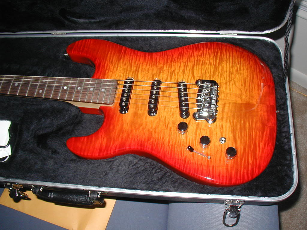 G&L S500 Deluxe